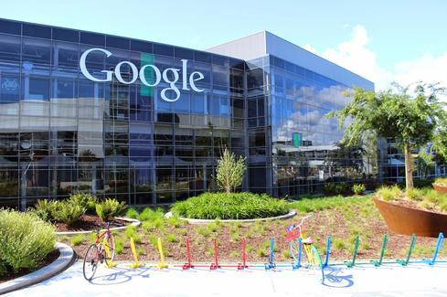 Google headquarters in Mountain View, Calif. (Image: Google)