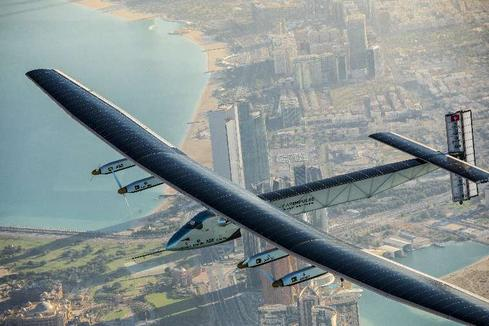 Solar Impulse 2: 11 Images From Its Awe-Inspiring Journey