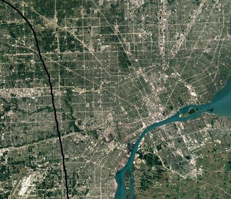 Detroit (Image: Google)