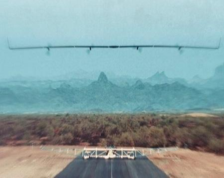 Facebook's Aquila Internet Drone Completes First Flight