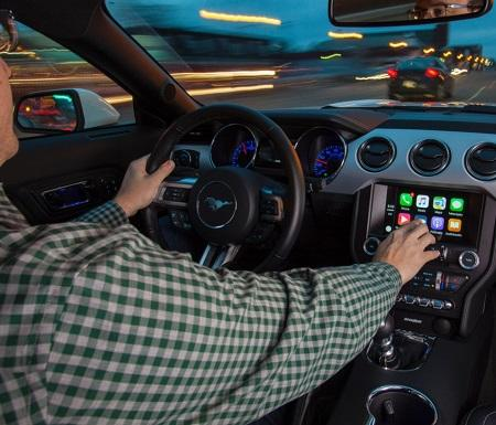Ford's SYNC 3 Brings Android Auto, CarPlay To All Models