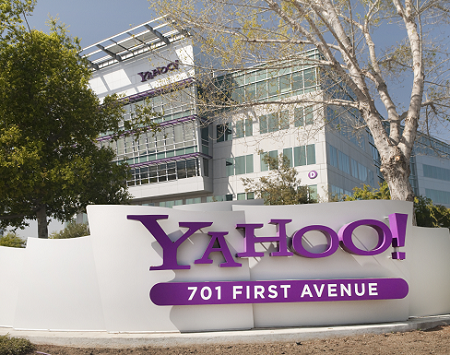 Verizon Buying Yahoo's Web Business For $4.8 Billion