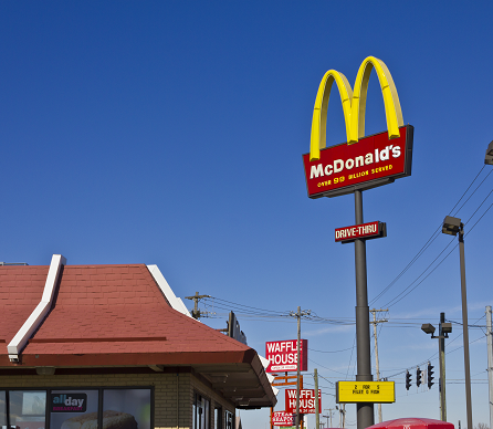 McDonald's Cooks Up Digital Document Infrastructure