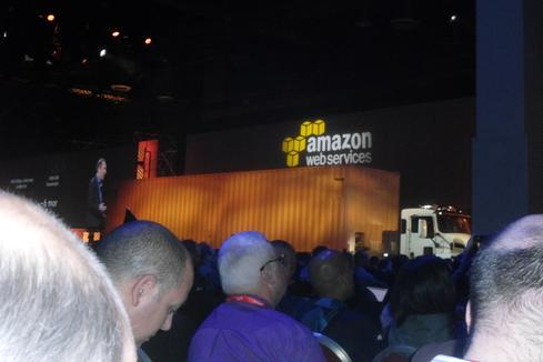 'Snowmobile' Shows AWS At Its Blue-Collar Best