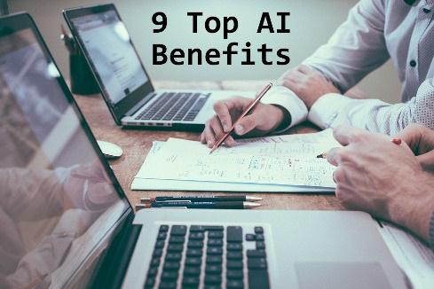 9 AI Benefits Enterprises Are Experiencing Today