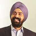 Ajit Singh and Akhil Saklecha, Managing directors at Artiman Ventures
