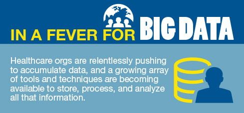 In A Fever For Big Data