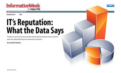 IT's Reputation: What the Data Says
