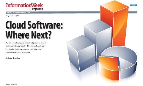 Cloud Software: Where Next?