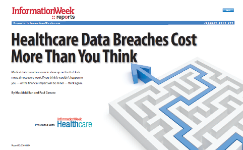 Healthcare Data Breaches Cost More Than You Think