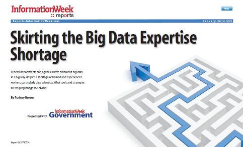 Skirting the Big Data Expertise Shortage
