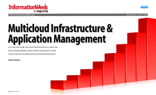 Multicloud Infrastructure & Application Management