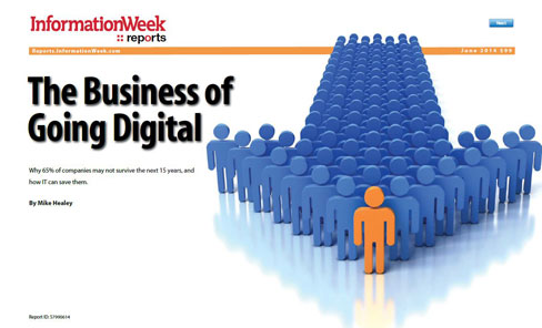 The Business of Going Digital
