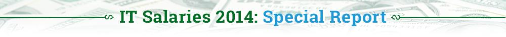 IT Salary Survey 2014
