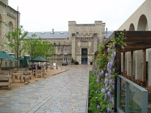 Oxford Malmaison Hotel. 