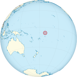 Tokelau is a territory of New Zealand located in the South Pacific (Source: Wikimedia Commons)