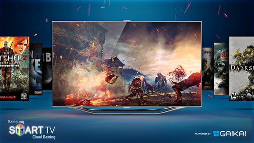 Cloud gaming provider Gaikai has partnered with Samsung to make video games like these playable through Samsung Smart TV.  (Source: Gaikai)