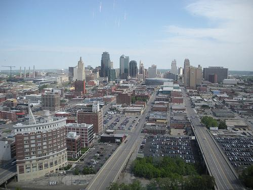 Kansas City was chosen for a municipal fiber project by Google. (Source: Pam Broviak)