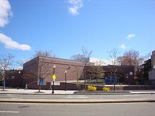 Horace Mann School for the Deaf. Via Wikimedia Commons.