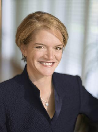 Charlene Begley, president and CEO of GE Home and Business Solutions and senior vice president and CIO of GE.