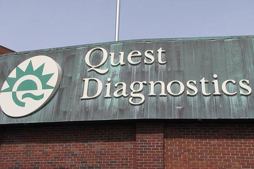 Quest Diagnostics was among the firms suffering insider data breaches in September 2012. (Photo: Euthman)