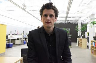 Aaron Levie. Photo: Robert Scoble.