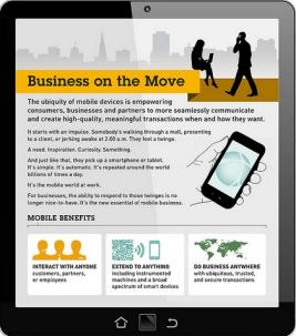 The ubiquity of mobile devices is empowering consumers, businesses, and their partners to more seamlessly communicate and build high-quality, meaningful relationships and transactions. IBM recently introduce a spate of capabilities intended to help organizations bolster their mobile enterprise strategies, which you can read in more detail about in this post.