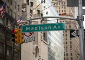 Executives on Madison Avenue could be reworking their budgets to focus more on  online and video in coming years.
