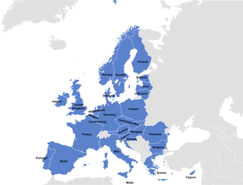 The European Union represents a sizable market for U.S. managed and cloud service providers, a market that lawmakers could be closing. (Source: Wikia)