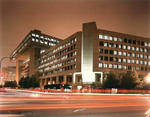The FBI headquarters is one site of the agency's National Security Letters (Source: FBI)