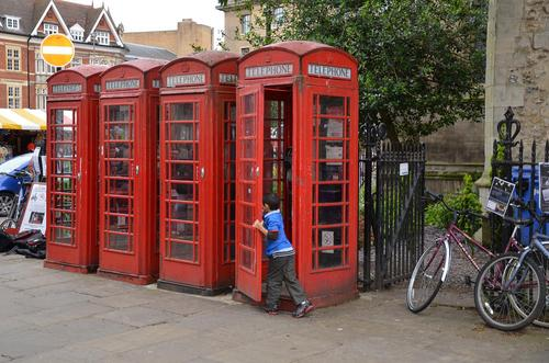 Britain's iconic phone booths are relegated to history. Telecom CIOs must come up with the next generation of innovations or they could face a similar fate. (Source: Charles & Clint, Flickr)