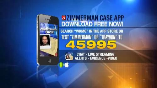 CBS affiliate WKMB Local 6 developed an app specifically so viewers can follow the case.