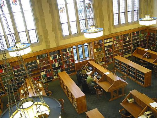 Yale Law School Reading Library is one valuable resource; attorneys also rely on KM systems.(Source: Wikipedia)