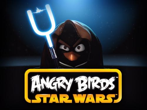 Not even the promise of Angry Birds Star Wars is luring some users away from Apple or Android smartphones.
