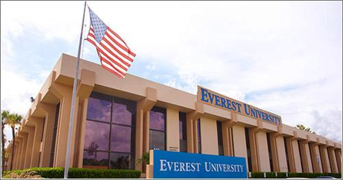 Everest University campus in North Orlando, Fla. (Source: CCI)