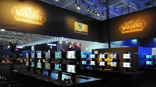 Image: World of Warcraft at Gamescom 2011, Marco Verch.