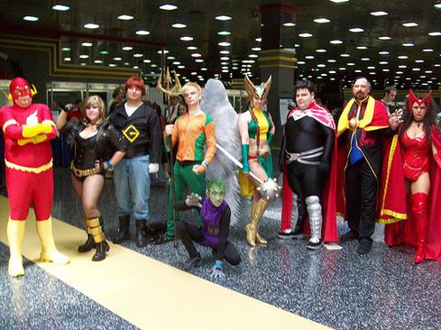 Hang with the comic crowd Our first destination suggestion is the most glaringly obvious Mecca for nerds: ComiCon 2014. Held this July 24 to 27 in lovely San Diego, it can double as the perfect summer getaway, as long as you don't mind dressing up as Wonder Woman or one of her less-recognizable brethren. Originally based on comic books and science fiction, the conference now covers a broad range of pop culture, including video gaming, animation, and fantasy, as well as horror film, arts, and collectibles. Be prepared for a crowd. The San Diego conference center holds 130,000 people, and has sold out in recent years.