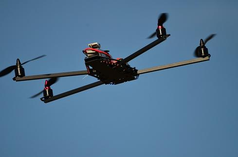 Drones: The Next WLAN Menace