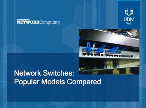Network Switches: The Most Popular Models Compared
