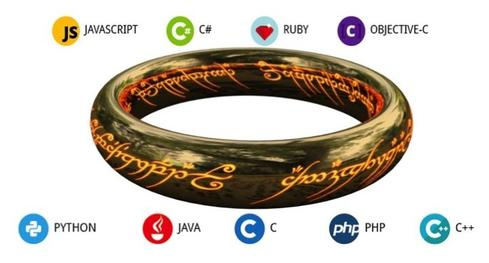 Programming Languages And The Lord Of The Rings