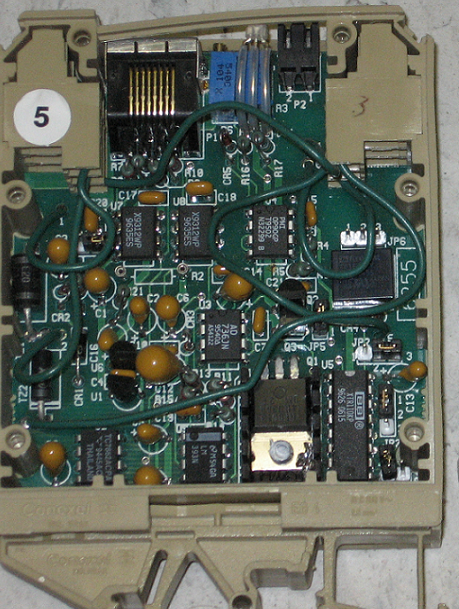 One approach to RMS conversion: an RMS converter board based on the AD736.