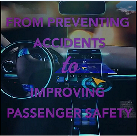An interesting video from CES regarding the contribution of electronics systems to the safety of passengers in a car. (Source: CES)