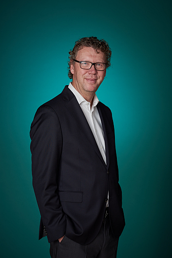 Frans Scheper, CEO of Nexperia