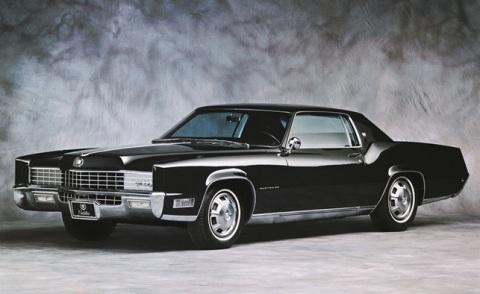 The Cadillac Eldorado