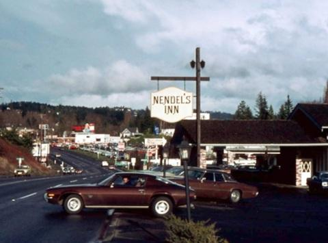 Nendel's Inn in Beaverton, Ore.