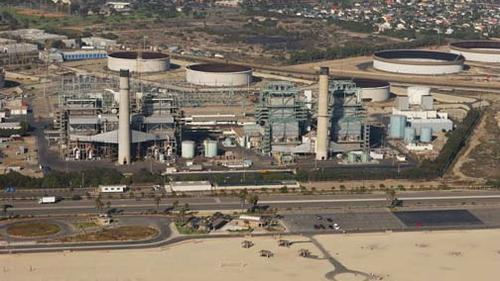 Desalination plant in Carlsbad, Calif. (Source: Surfrider.org)