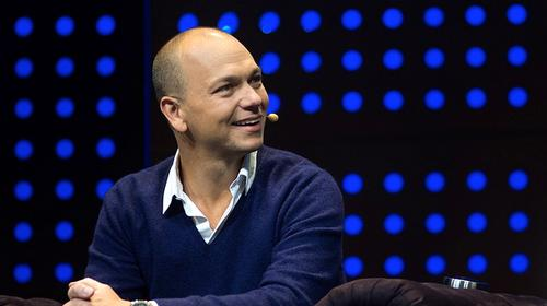 Nest Labs founder Tony Fadell speaking at LeWeb12 Conference in Paris