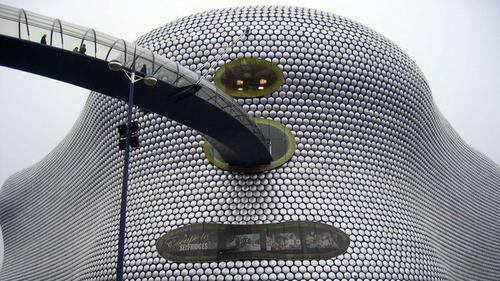 Broad vision plans don't make a smart city... nor do strange, futuristic-looking shopping centres.  (Photo of the Birmingham Bull Ring, Source: Brian Norman)