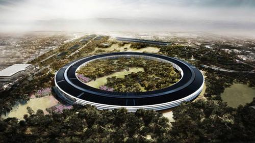 (Source: Apple/Foster + Partners via City of Cupertino)