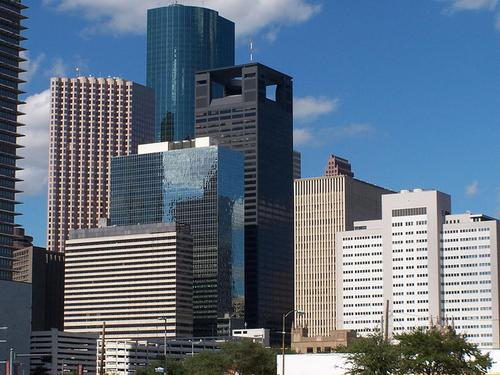 Deserving or not, Houston, Texas, made a recent list of ugly cities.(Source: saxettom via Wikimedia)